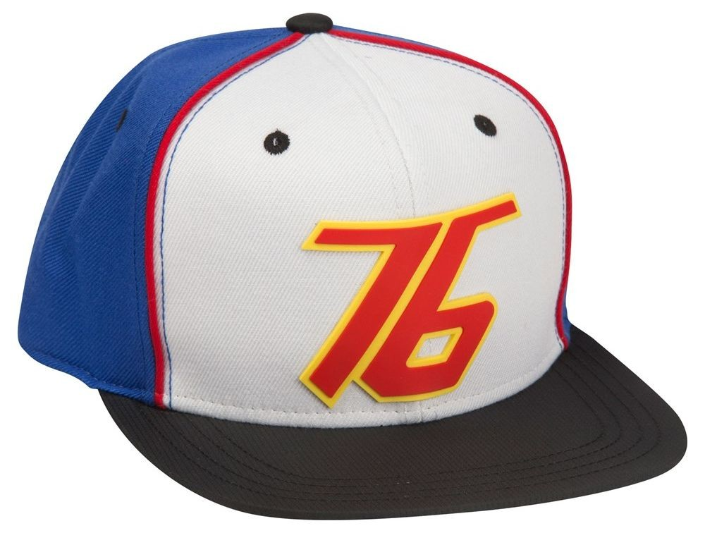 54d85af0e7f Overwatch Soldier 76 Snap Back Cap - Haven Gaming and Pop Culture Store